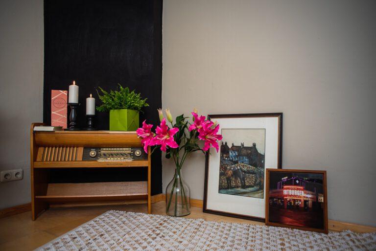 2-Zimmer-Mansarde für Liebhaber